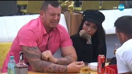 Борислав споделя болката си - Big Brother: Most Wanted 2018
