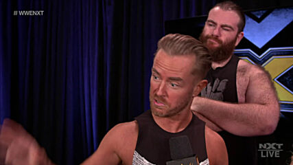Drake Maverick's impassioned speech impresses Killian Dain: WWE NXT, Jan. 20, 2021