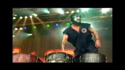 Slipknot - Live Reading Festival 2002
