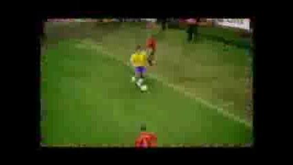 Brazil Vs Portugal Commercial