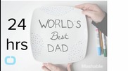 Got a Sharpie? Make Gorgeous Painted Grill Plates for Your Favorite Foodie Dad