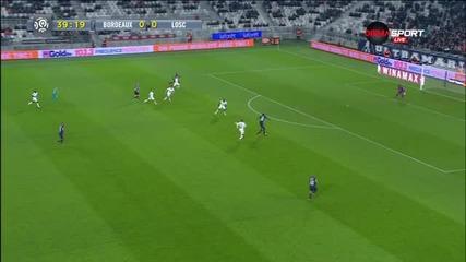 Бордо - Лил 0:0 /първо полувреме/