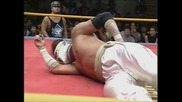 Хаябуса Срещу Коджи Накагава: Frontier Martial - Arts Wrestling (1998)