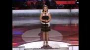 Невероятно 11 Годишно Момиче Пее Върховно