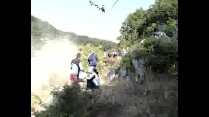 Рали Сливен 2008 Ss1 Част 1