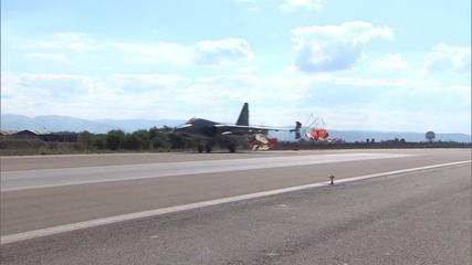 Syria: Russian Sukhois keep pressure on IS from Latakia