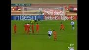 Belgium - Bulgaria 0 - 2 Stilian Petrov