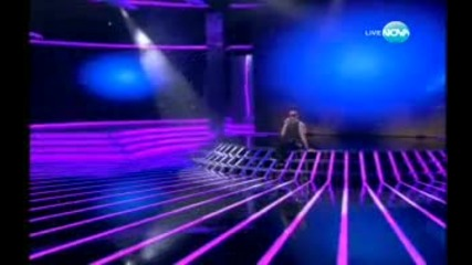 X Factor Bulgaria - елиминации Jeason Brad Lewis 09.11.2011