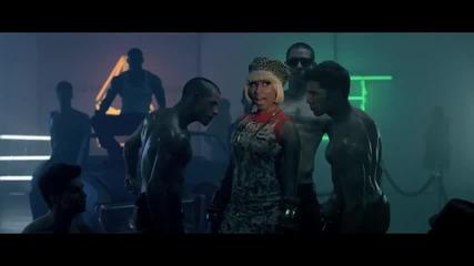 David Guetta ft. Nicki Minaj and Flo Rida - Where Dem Girls At