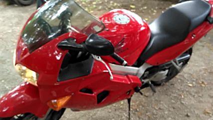 Honda Vfr 800 Rc46