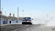 Chrome Mercedes Cls Burnout