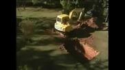 Скрит и невидим басейн в парка ! скрита камера