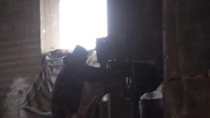 Syria: The SAA continue to battle Jabhat Fateh Al-Sham in Wadi Barada