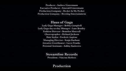 Lady Gaga - G. U. Y. - An Artpop Film