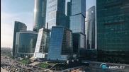 Москва Сити 4к