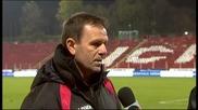 Стойчо Младенов: Бяхме нервни и припряни