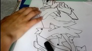 Fire Crew - Vbox7.com Draw Speed Art [ by:vgk]