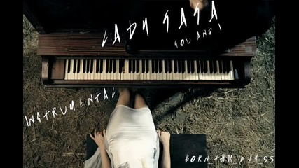 Lady Gaga - You and I Official instrumental