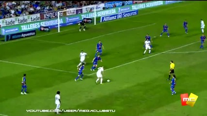 2010 - 09 - 25 Levante - Real Madrid 0 - 0 - La Liga - Football Highlight Video