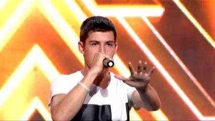 Петър Райжеков - X Factor кастинг (10.09.2015)