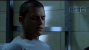 Бягство от затвора S01e21 [1 част] Bg Audio
