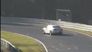 2012 F10 M5 Ring Taxis Testing on the Nurburgring