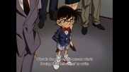 Detective Conan 116 & 117 The Mystery Writer Disappearance Case