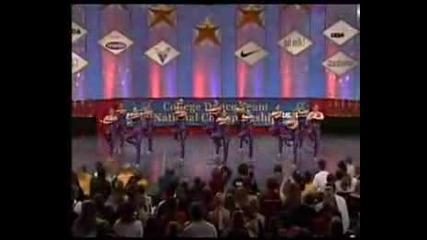 Dance Cheerleader Championship