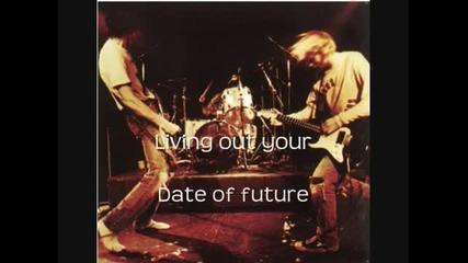Nirvana - Downer [с текст]