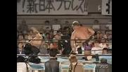G1 CLIMAX Hiroshi Tanahashi vs. Togi Makabe 08/11/08