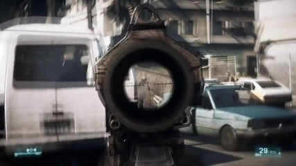 Battlefield 3 [ Fan Made Trailer ]