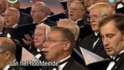 """Холандски хор изпълнява """"болен ми лежи Миле Попйорданов"""""""