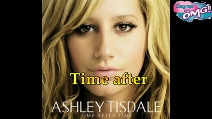 Ashley tisdale -time after time