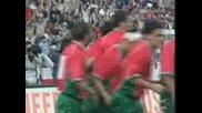 България - Англия 1 - 1, Марков