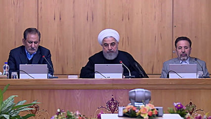 Iran: Tehran won't allow 'disturbances and insecurity' - Rouhani on petrol protests
