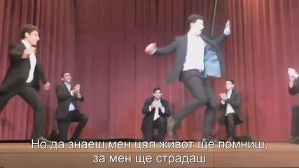 Kornilios Ksenitidis - Emena mia zoi tha me thimase [превод]