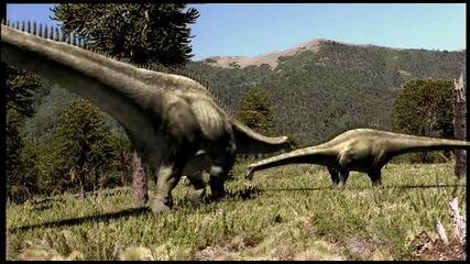 Разходка с динозаврите еп.2 част4