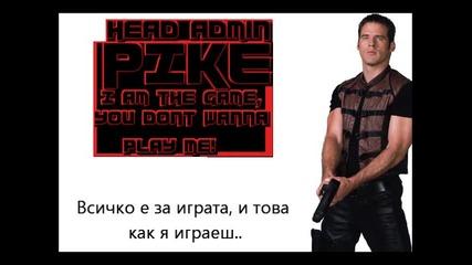 I am the game - Pike (lan - servers)
