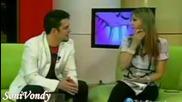 ll Christopher Uckermann y Dulce Maria ll (2010 година)