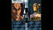 Yujiro Hanma vs Captain America