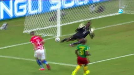 Камерун загуби от Хърватия с 0:4