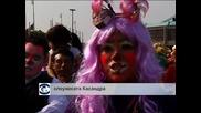 Клоунски парад в Мексико сити