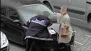 T-mobile - глоба за неправилно паркиране