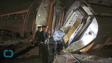 NTSB Says Amtrak Engineer Didn't Use Cellphone Before Crash