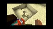 Minecraft Redstone #2 Tnt Изстрелвачка !