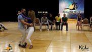Невероятен танц! Без подготовки! ☀️ Партньорите - по жребий! Артур и Фернанда