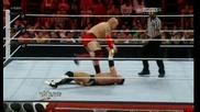 Wwe Raw 02.04.12 Lord Tansai vs alex Riley