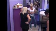 Сашка подшушва на Корнелия кого подозира Веселин - Big Brother Family