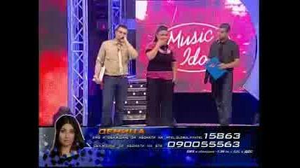 Music Idol 2 14.05 Война На Гласове - Дени