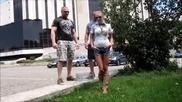 Алина Дуарте предизвика Бойко Борисов, Сергей Станишев и Николай Бареков - ice bucket challenge